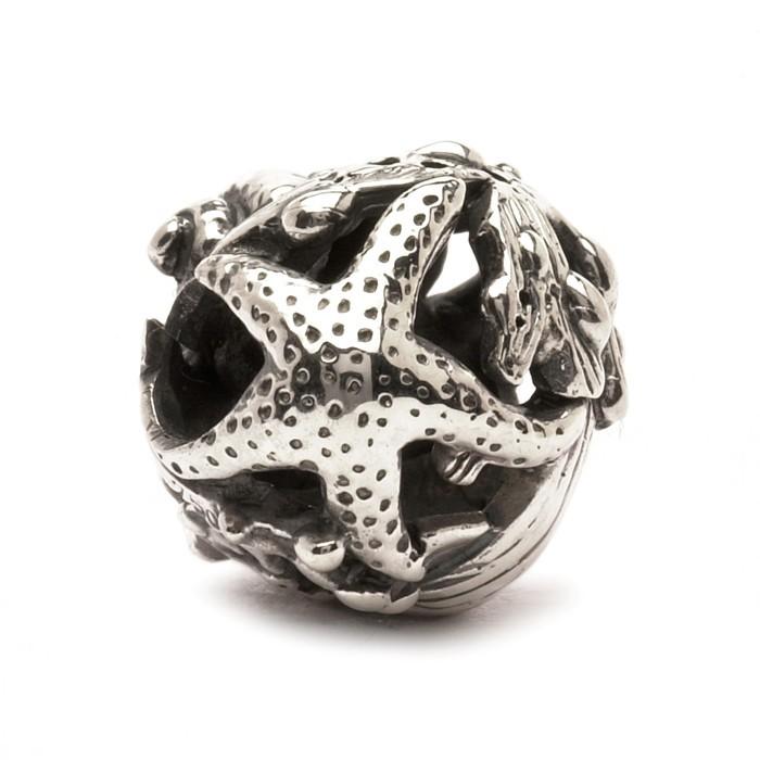 Treasures Bead, Silver