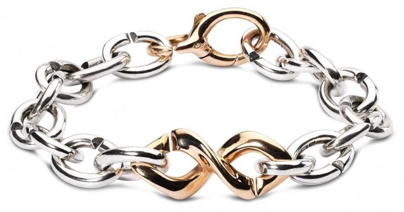 Bronze DNA Bracelet