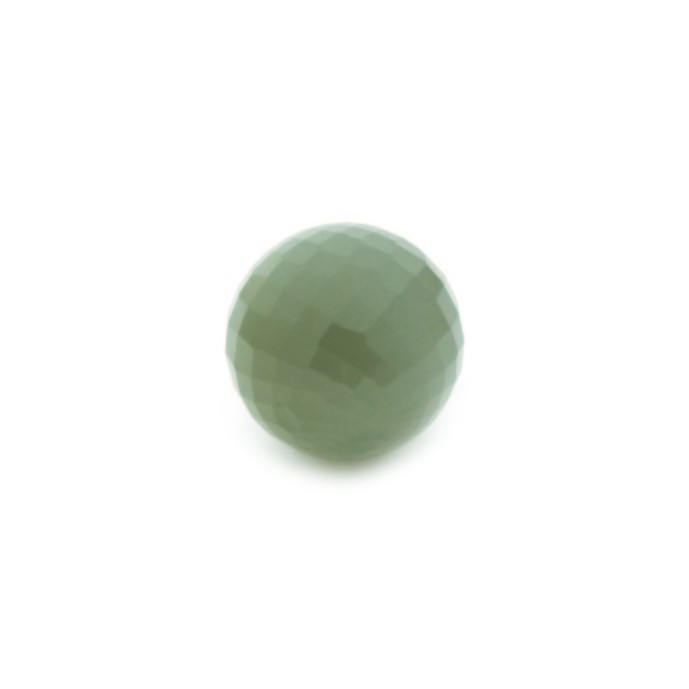 Enchantables Faceted Moonstone (Grey)