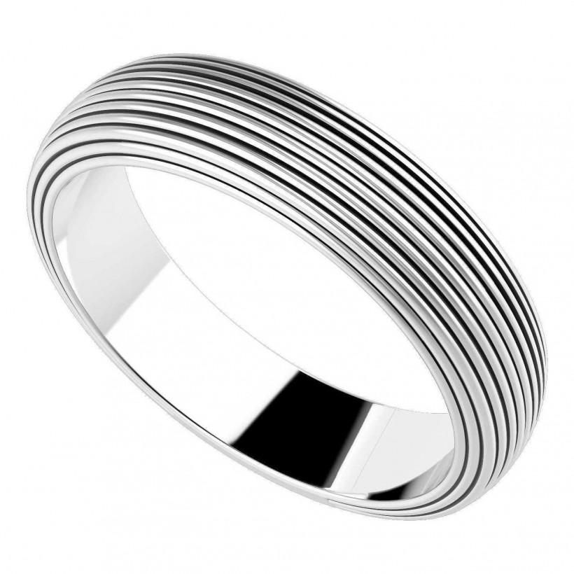 Zancan Silver Ring EXA109-B