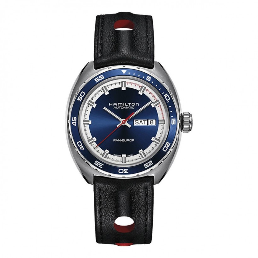 Hamilton American Classic Pan Europ Auto Men's Watch