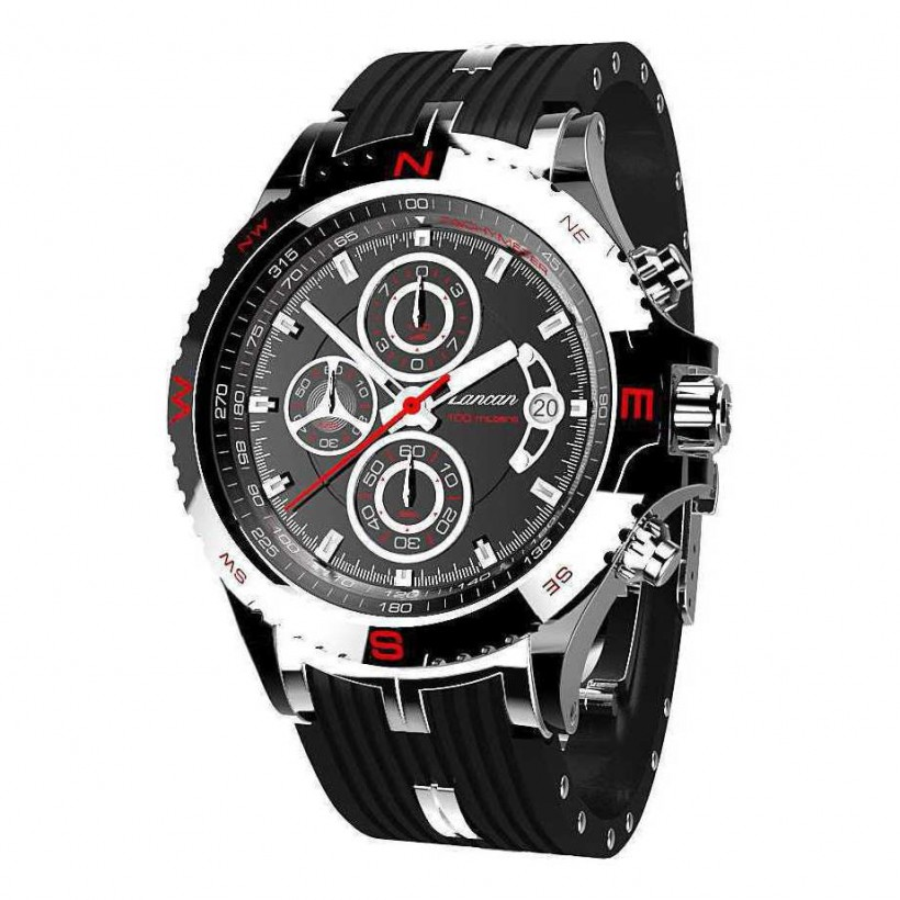 Zancan Chronograph Watch HWZ006