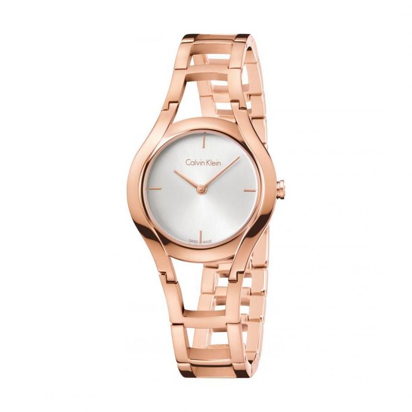 Calvin Klein Class Rose Gold PVD Plated Women's Watch