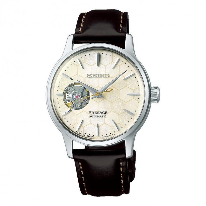 Seiko Presage Automatic SSA781 Honeycomb Limited Edition Women's Watch