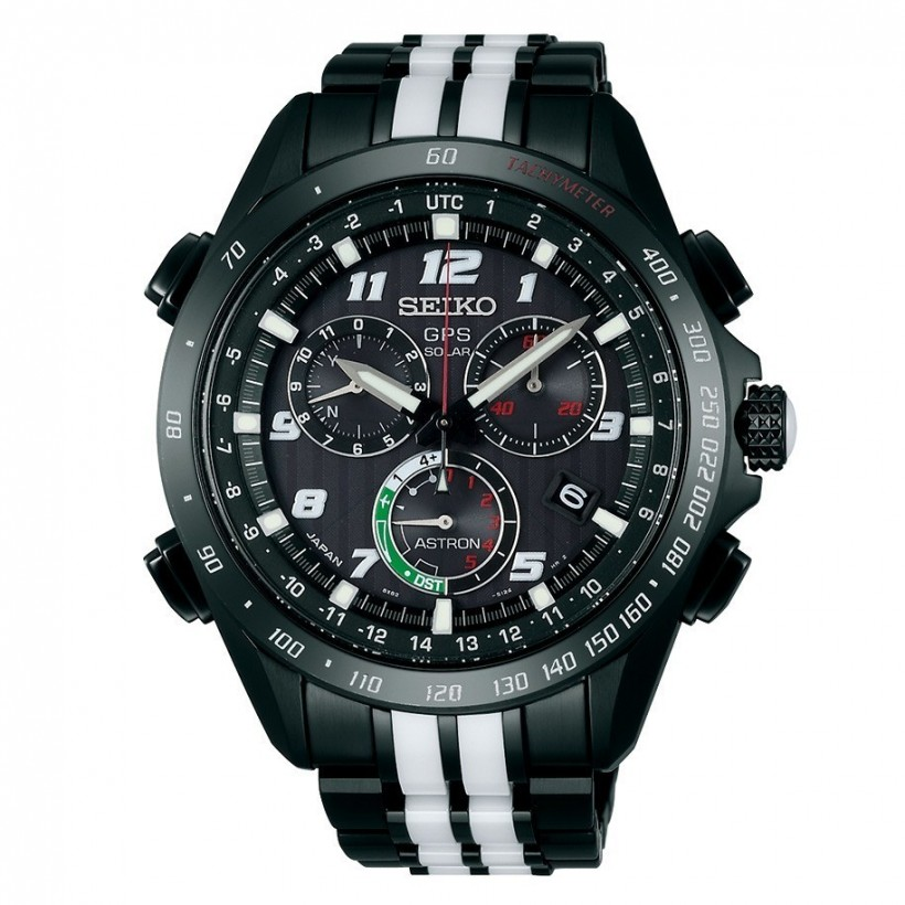 Seiko Astron Giugiaro Limited Edition GPS Solar Men's Watch