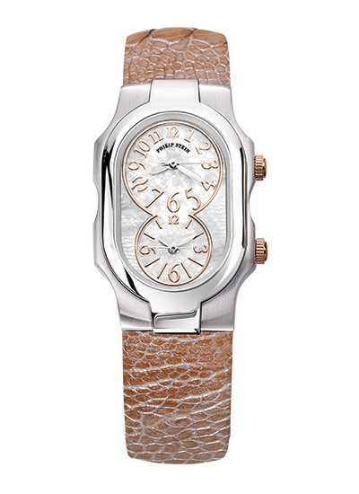 Philip Stein Signature Rose Gold Small Women's Watch