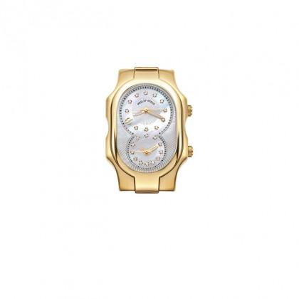 Philip Stein Diamond Swiss Signature Small 0.18CTW Women's Watch