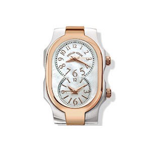 Philip Stein Signature Rose Gold Women's Watch