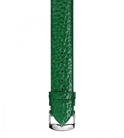 Grainy Green Calf Strap