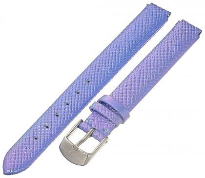 Philip Stein Violet Leather Watchband