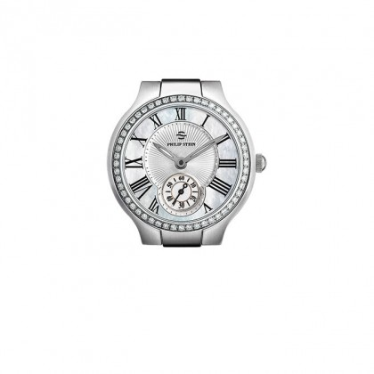 Philip Stein Diamond Classic Round Small 0.78CTW Women's Watch