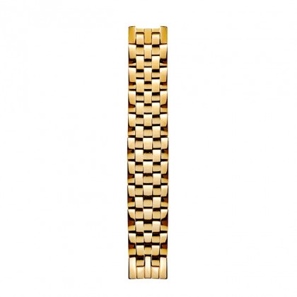 Philip Stein 5 Link Yellow Gold Plated Watch Band