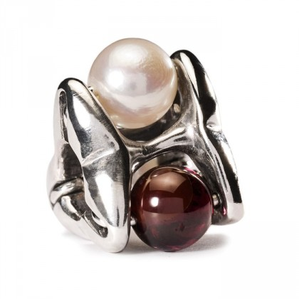 Trollbeads Pure Passion Bead