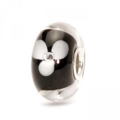 White Flower Bead