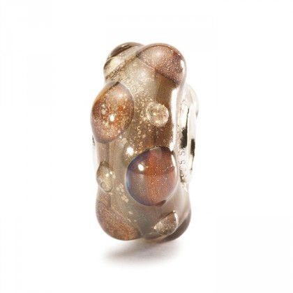 Trollbeads Fossils Bead