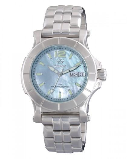 Reactor Quark Silver Blue Women's Watch [DISCONTINUED]