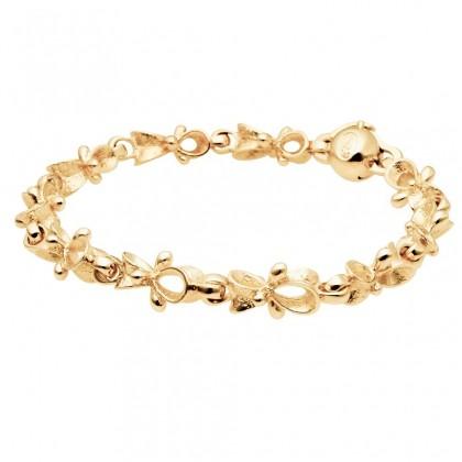 Violina Gold 0.01 CTW Bracelet