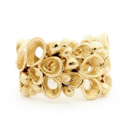 Violina Gold Ring
