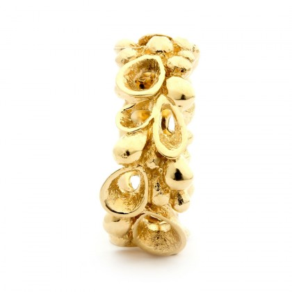 Violina Gold Ring