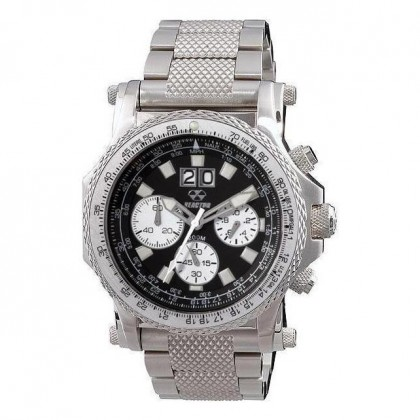 Reactor Valkyrie Stainless Steel Men's Watch