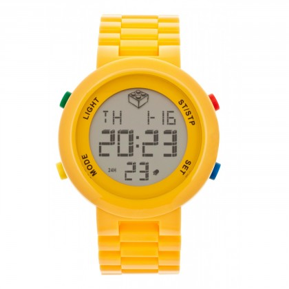 Lego Digifigure Yellow Adult Watch