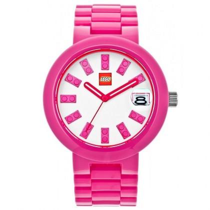 Lego Brick Pink Adult Watch