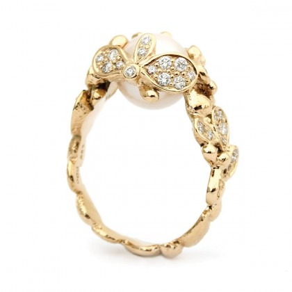 Enchantables Violina 0.59 CTW Ring