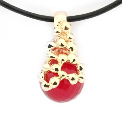 Enchantables Raspberry Pendant