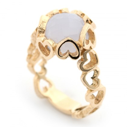 Enchantables Open Your Heart Ring