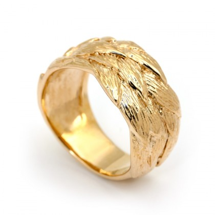 Daphne Gold Ring