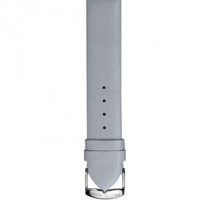 Philip Stein Light Grey Calf Watch Band