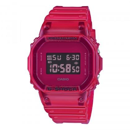G-SHOCK Digital DW5600SB-4 Men's Watch Red