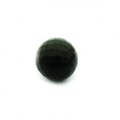 Enchantables Faceted Spinel (Black)
