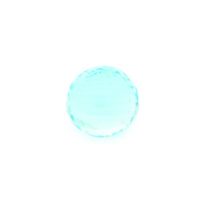 Enchantables Faceted Topaz (Sky Blue)