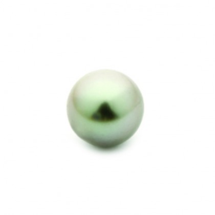 Enchantables Smooth Tahitian Pearl (Light Grey)