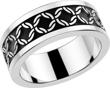 Zancan Silver Ring