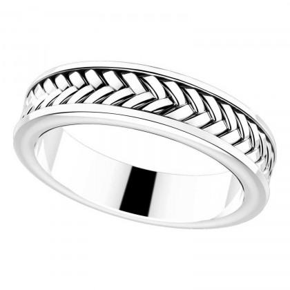 Zancan Silver Ring EXA108-B