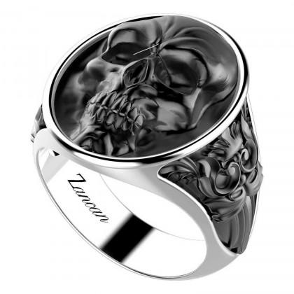 Zancan Silver Ring EXA131