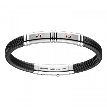 Zancan Bracelet Ship Cable Rose Gold