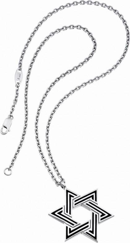 Zancan Silver Necklace