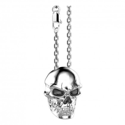 Zancan Silver Necklace EXC512