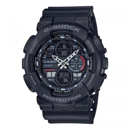 G-SHOCK Analog-Digital GA140-1A1 Men's Watch Black