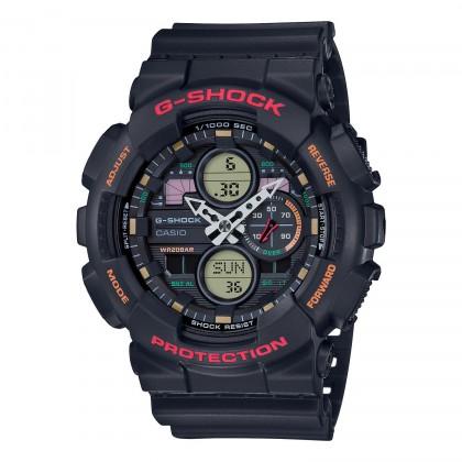 G-SHOCK Analog-Digital GA140-1A4 Men's Watch Black
