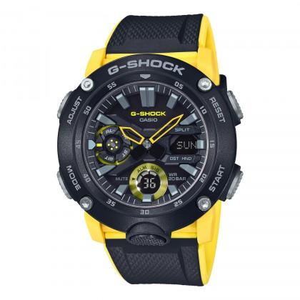 G-SHOCK Analog-Digital GA2000-1A9 Men's Watch Black