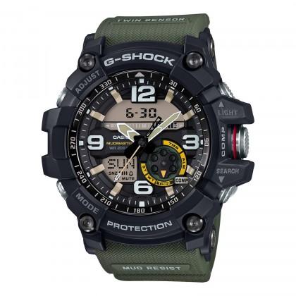 G-SHOCK Master Of G GG1000-1A3 Men's Watch Green