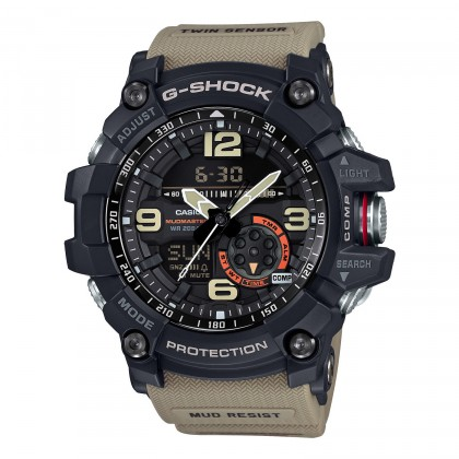 G-SHOCK Master Of G GG1000-1A5 Men's Watch Brown
