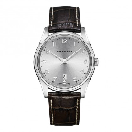 Hamilton Jazzmaster Thinline Quartz Men's Watch