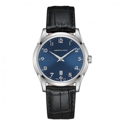 Hamilton Jazzmaster Thinline Blue Men's Watch