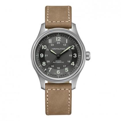 Hamilton Khaki Field Titanium Automatic 42mm Watch