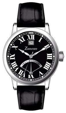 Zancan Stainless Steel Klassico Watch